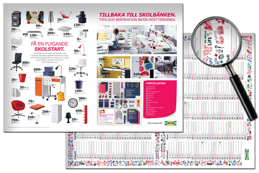 Ikea kalender my blog for Ikea kalender