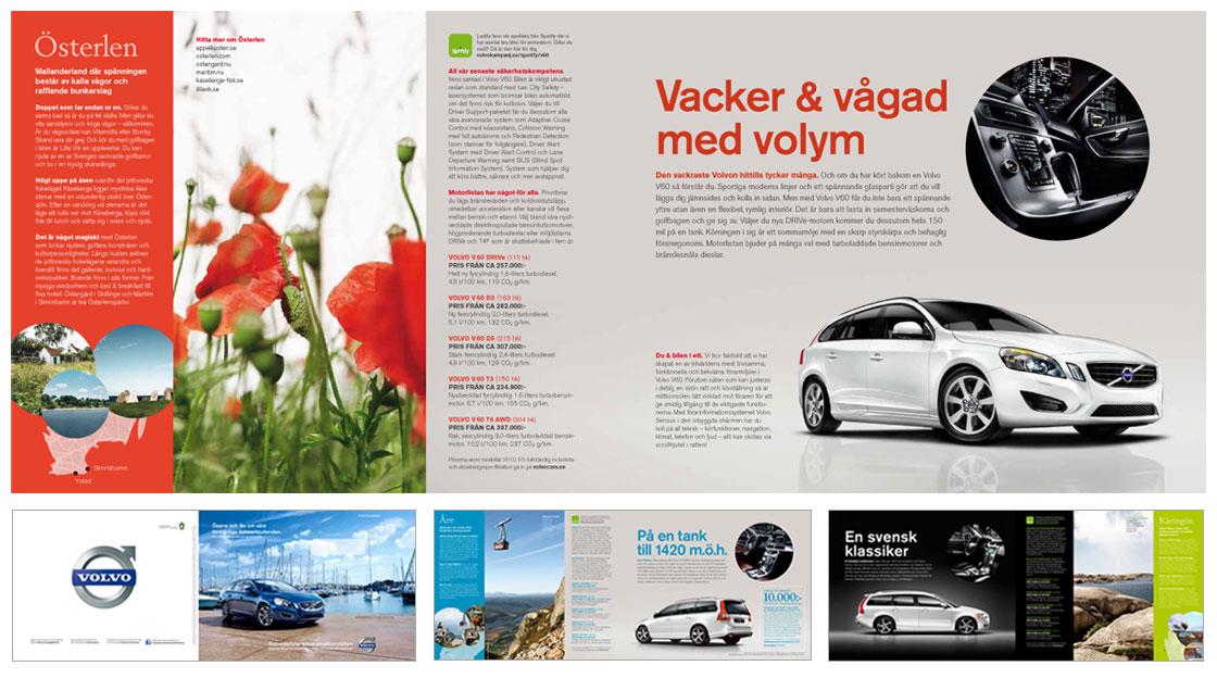 Volvo Personbilar Sverige | DR Volvo V50, V70 & V60